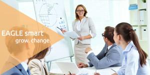 EAGLE smart trening vođenje projektnog tima