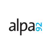 alpa92 logo