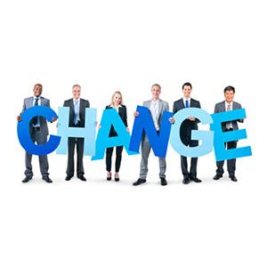 Promena kao neophodnost uspešnog poslovanja